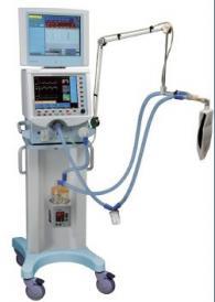 Апарат за изкуствена белодробна вентилация