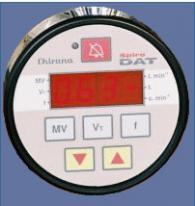 Електронен монитор за дихателни апарати