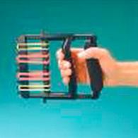 Ергономичен уред за упражнения на пръсти и ръце
