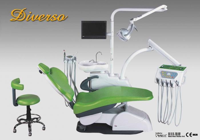 Стоматологичен комплект DIVERSO
